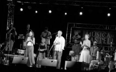 La genial fusió de ritmes ibèrics de Coetus & Carles Dénia posen…