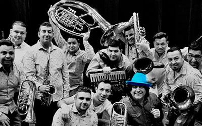 Música al Castell 2018: Concert de Boban Markovic Orkestar