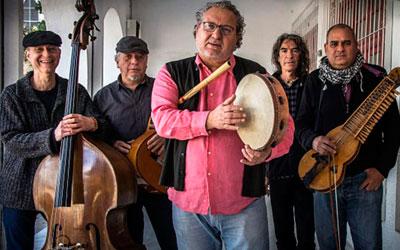 El concert 'Flamencianes' de Josep Aparicio 'Apa',…