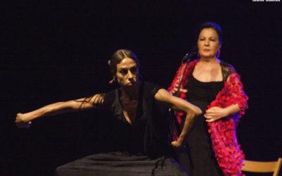 I el donyet de Carmen Linares va ballar amb les muses en…