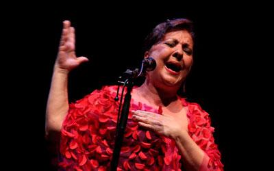 Carmen Linares porta a Música al Castell de Dénia el seu…