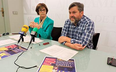 """Dénia acull la 28a edició del Festival """"Música al Castell"""""""