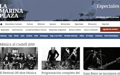 Información sobre las veladas en el festival 'Música al Castell'