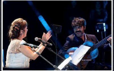 Concert de Lole Montoya al Música a l'Castell