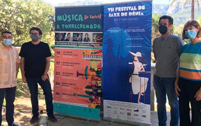 Música al Castell es trasllada als jardins de Torrecremada
