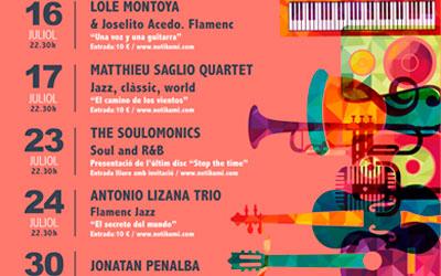 Programació completa de festival Música al Castell a Torrecremada