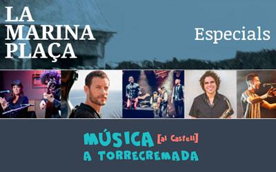 Apartat Especials destinat al Festival de Música al Castell