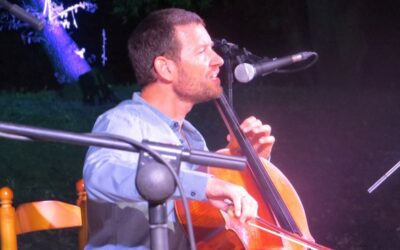 Els acords del violoncel de Matthieu Saglio, suau vent als jardins de…