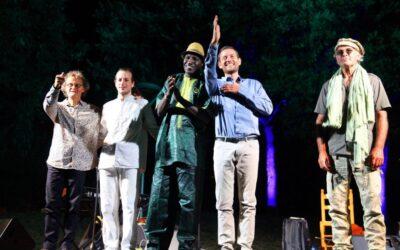 Exitosa arrencada de Festival Música al Castell amb Lole Montoya i Matthieu…