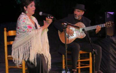 El flamenc de Lole Montoya depara el primer aforament complet de Música…