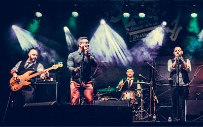 El festival Música al Castell bajará el telón con el vibrante blues de…